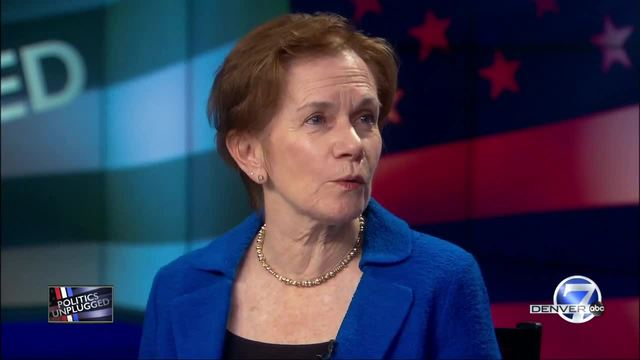 Donna Lynne enters Colorado governor-s race