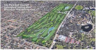 City Park Golf Course closing Oct. 31