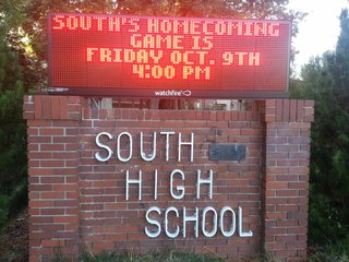 Principal, 3 others on leave amid South HS probe
