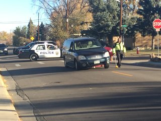 Child hit by car near Westminster school
