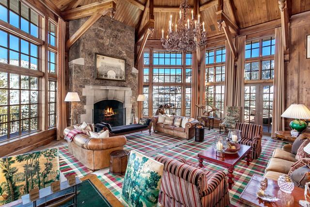 Colorado dream homes 15m beaver creek home offers skiing for Dream homes colorado