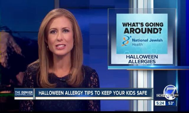 Halloween Food Allergy Tips