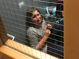 'Cell-like' room used as detention for child