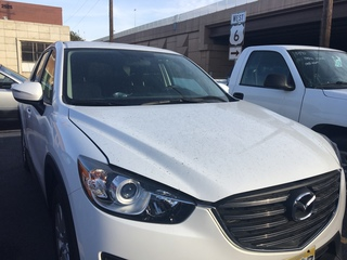 Denver man can't get car back from hail repair