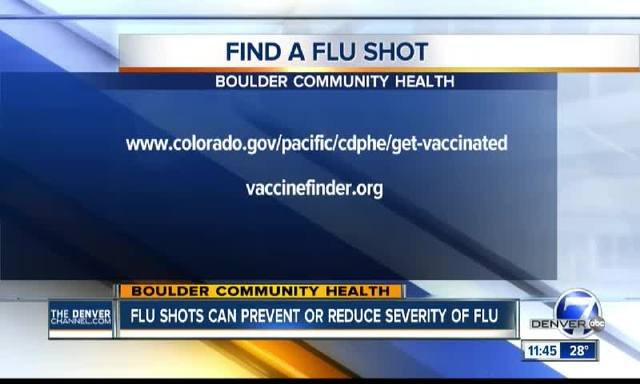 Flu Shots Can Prevent or Reduce Severity of Flu