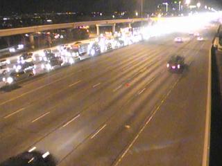 All lanes of NB I-25 back open after crash