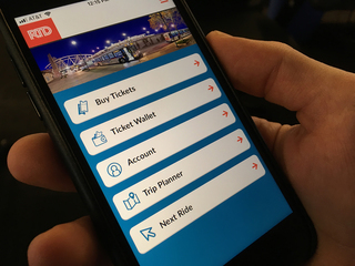 RTD launches mobile ticket app