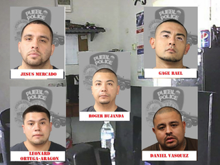 5 indicted in Pueblo heroin ring bust