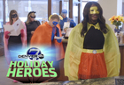 Holiday Heroes raises money to feed the hungry