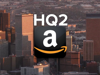 How does Denver rank against Amazon competition?