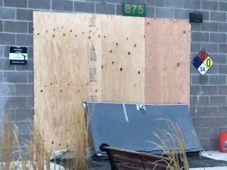 Burglars hit Denver marijuana grow warehouse