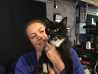 Pet of the day for November 11 - Moonpie the cat