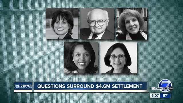 Questions surround Denver-s -4-6M settlement