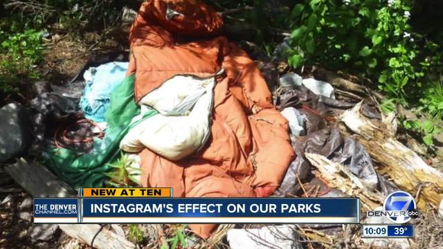 Is Instagram killing the environment- Colorado-s picturesque places…
