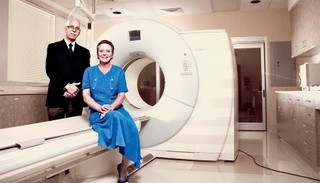 Nodule Found by CT Scan Saved a Life
