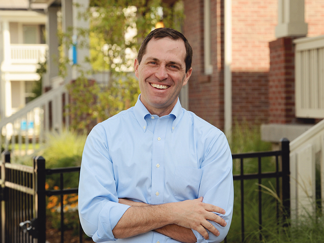 Colorado Democrat Jason Crow Picks Up Endorsement From ...
