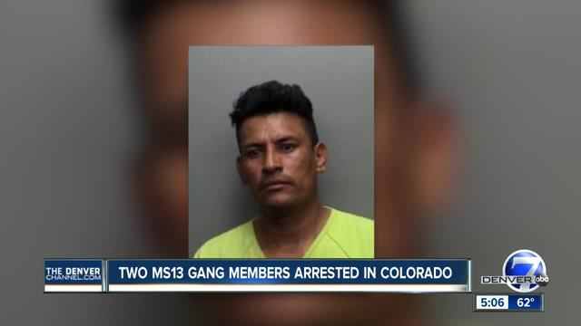 Colorado involved in nationwide arrests of violent gang members