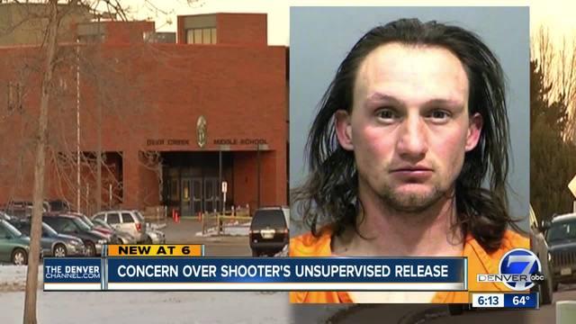 DA- victim oppose new freedoms for Deer Creek Middle School shooter