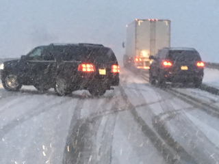 Mountain snow causes closures on I-70