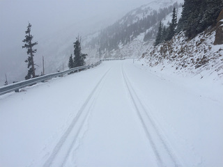 Independence Pass is now closed for the season