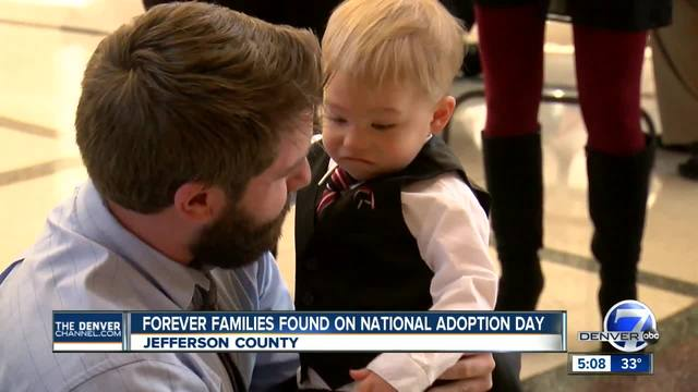 National Adoption Day- Deserving kids get forever homes in Colorado