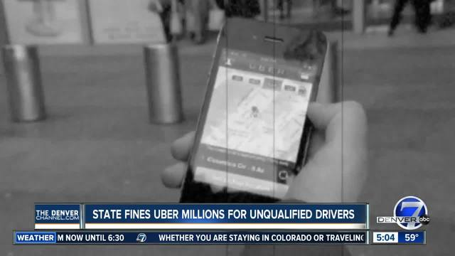 Uber-s parent company faces -8-9M fine in Colo- over questionable- or…