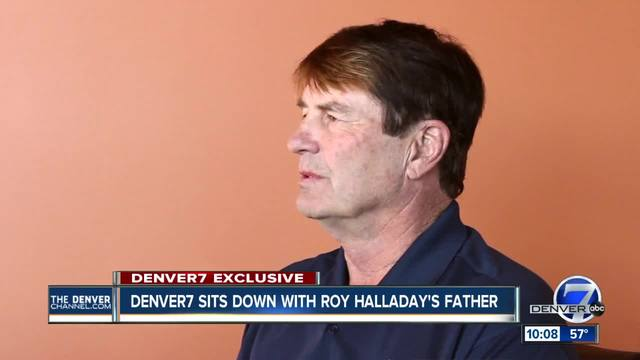 Roy Halladay-s Father opens up about his son- baseball and flying