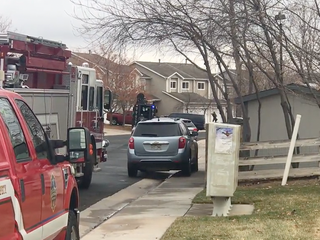 Barricaded man found dead inside home
