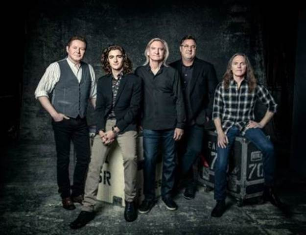 Eagles fly in for Vancouver concert date next spring
