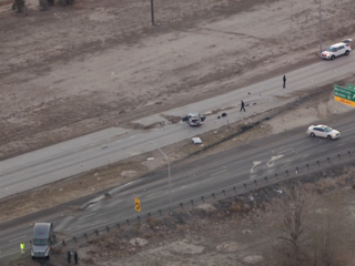 I-270 reopens following multi-vehicle crash