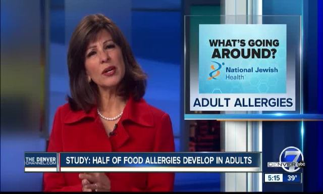 Thanksgiving Food Allergies