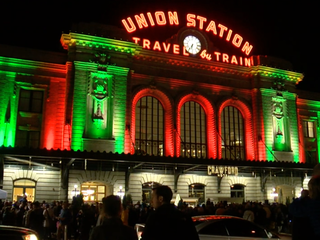 Union Station Grand Illumination set for Friday