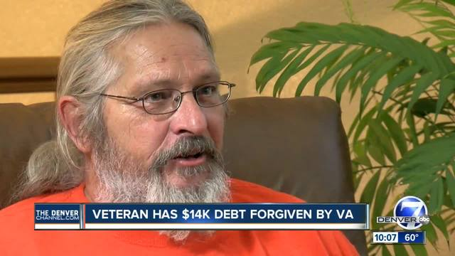 Greeley veteran celebrates Thanksgiving with a resolved -14-000 bill