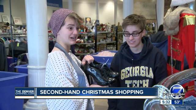 Doing Black Friday on a dime- Welcome to second-hand Christmas shopping