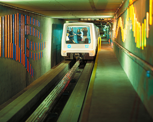 DIA looking to add more underground trains