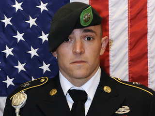Flags lowered for Fort Carson Green Beret