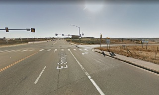 Why can't Smoky Hill be three lanes over E470?