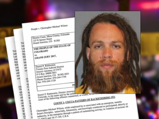 Alleged gang leader indicted on 24 counts