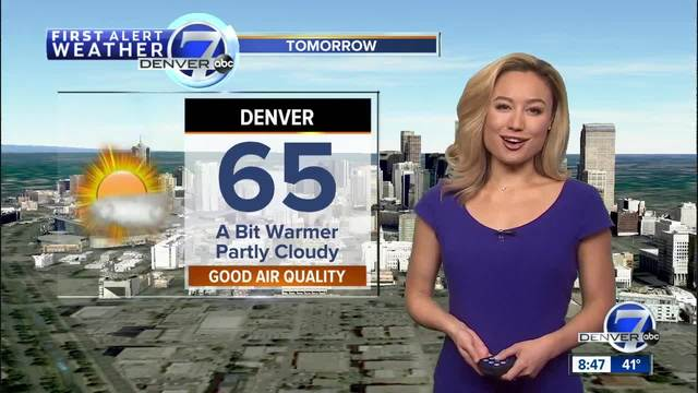 More dry weather through the weekend