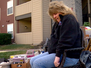 Denver7 viewers help evicted woman