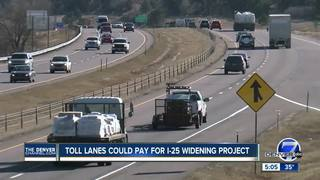 CDOT gets input on I-25
