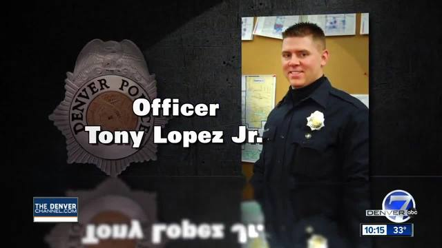 It-s been two years since Officer Tony Lopez Jr- was gunned down during…