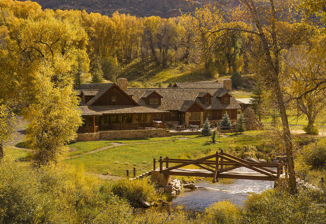 Colorado Dream Homes 16m Ranch For Sale In Routt County