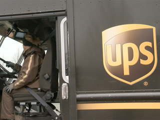 UPS to deliver mail via golf cart in Golden