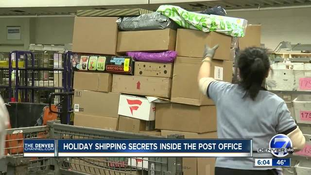 Delivering mail this holiday season- Here-s your shipping guide from the USPS