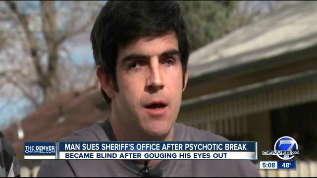 Man sues Boulder County Sheriff-s Office after psychotic break