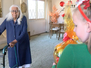 Baskets of Joy surprises seniors in metro area