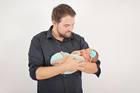 Eric Lupher's journey through fatherhood so far