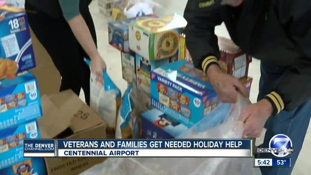 Veterans and their families in rural Colorado communities get needed…