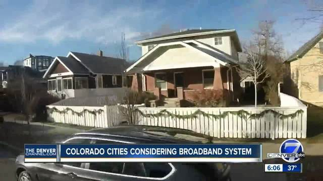 Boulder the latest Front Range community to explore municipal broadband